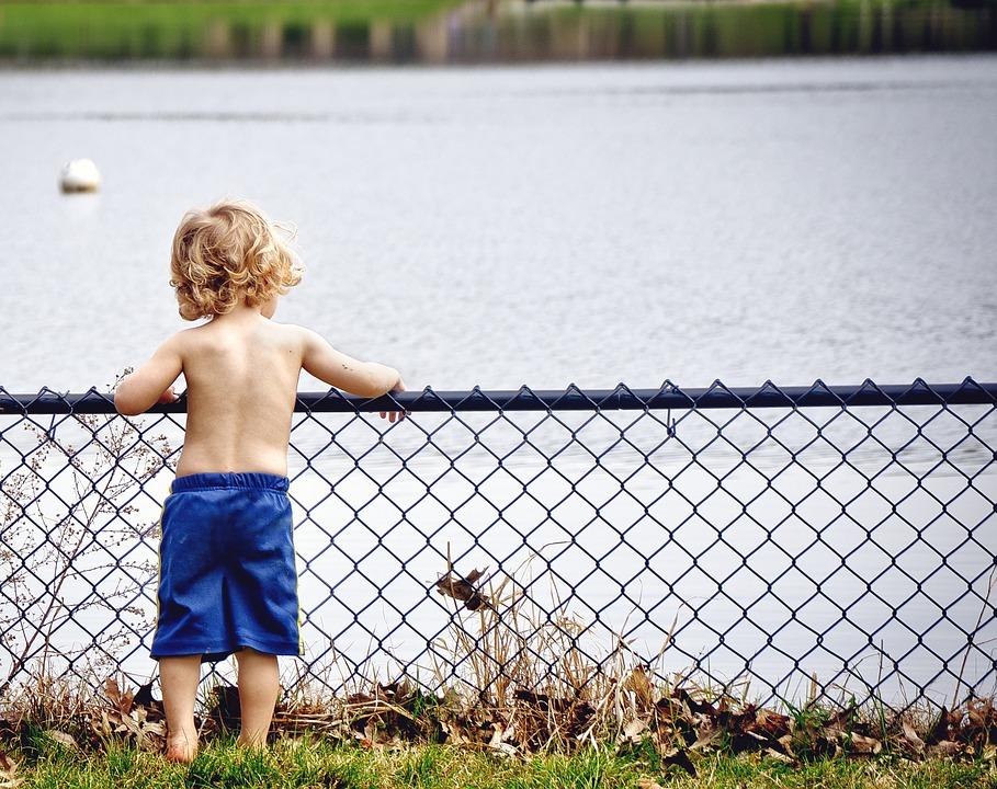 Golpe de calor en niños