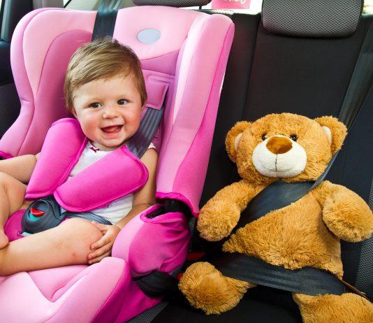 Evita llevar objetos sueltos en el coche