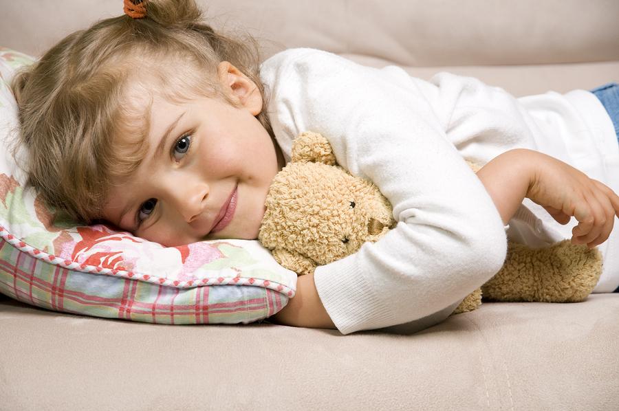 Descanso en niños