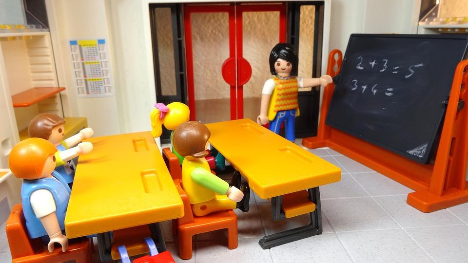 Educación en igualdad