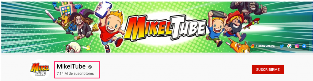 Mikeltube