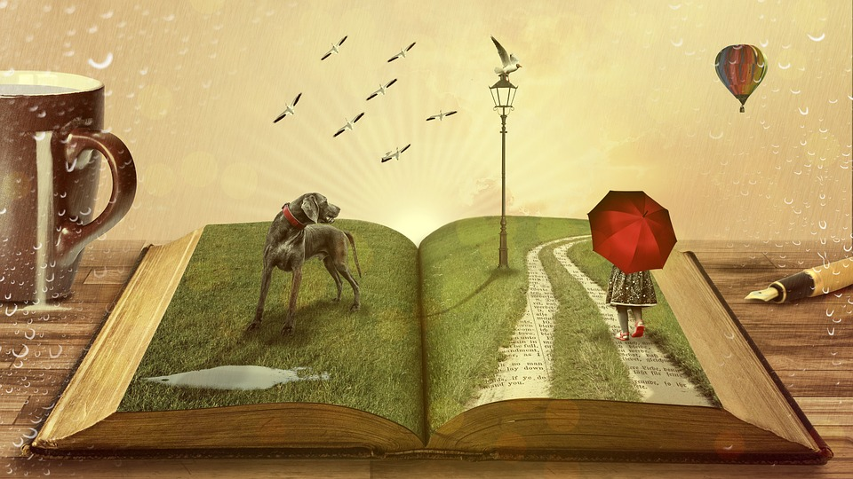 Crear cuentos