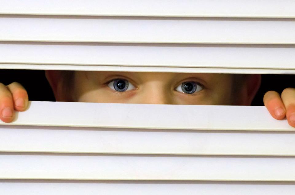 Terapia visual en niños