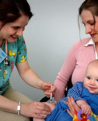 Vacunas niños