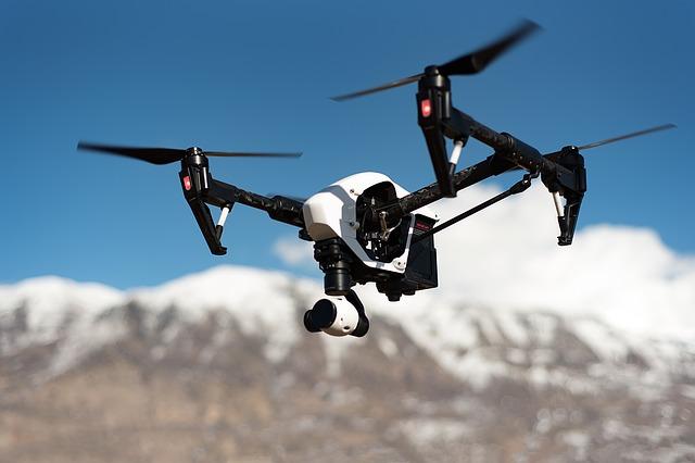 Actividades extraescolares - Dron