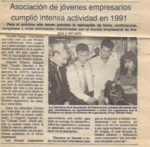 Asociación de Jóvenes Empresarios de Aragua (Ajeda)