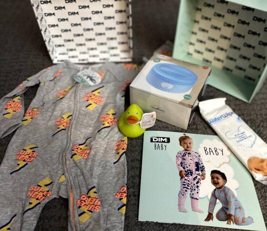 Colección DIM Baby